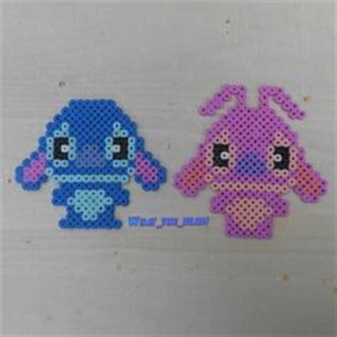 Lilo & Stitch perler beads by udiningg Perler bead