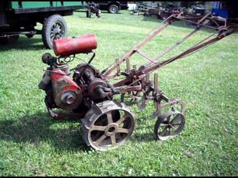 Vintage Garden Tractors by 1928 Bolens Antique Garden Tractor Briggs Stratton Pb