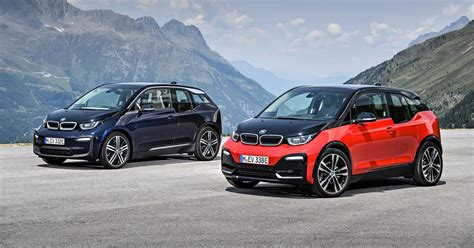 2018 Bmw I3 Preview Finally, There's A Sporty Variant