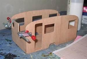 Fabriquer Mini Caravane : les 16 meilleures images du tableau roulotte miniature sur pinterest jouets en bois roulotte ~ Melissatoandfro.com Idées de Décoration