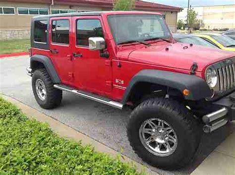 customized 4 door jeep wranglers find used custom 4 door jeep wrangler unlimited in little