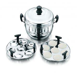 Kitchen Essentials Idli Maker by Shop Kitchen Essentials Induction Idly Steamer Kadai Royal