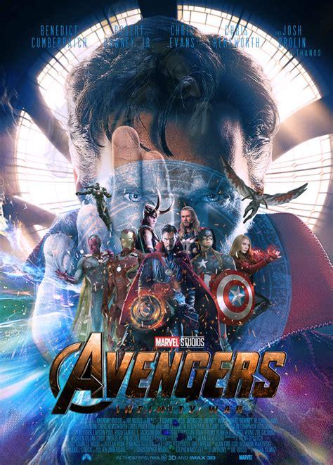 avengers infinity war  poster vol