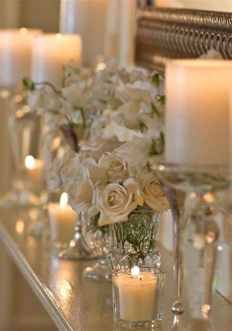 ideas  wedding mantle  pinterest wedding