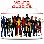 Justice Young Icon Folder Outsiders Wally West