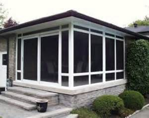 Screen Porch Window Enclosures