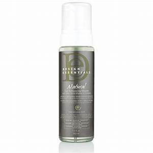 Design Essentials Curl Defining Mousse Design Essentials Natural Almond Avocado Curl Enhancing