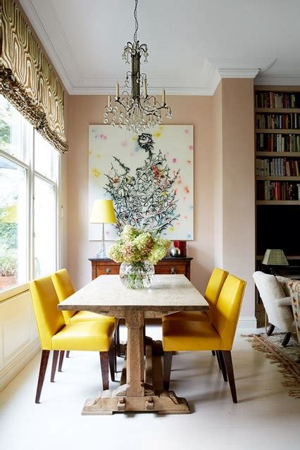 Decorate A Small Dining Room - colour psychology for interiors the personality