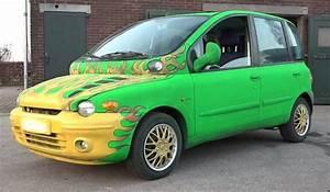 Fiat Multipla  U00ab Secret Scotland