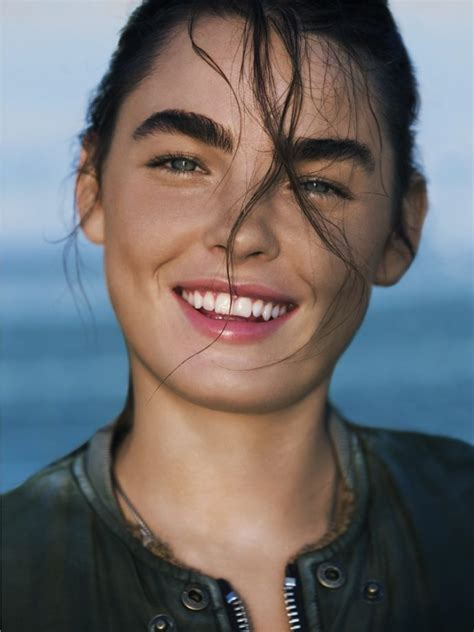 Model Bambi Northwood Blyth Spills Her Top 7 Beauty Rules