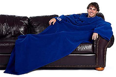 Slanket  Decke Mit Ärmeln  Hellblau Das Original