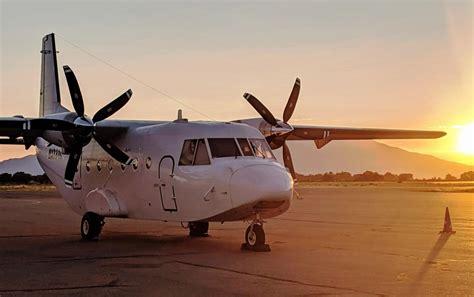 aircraft spotlight casa  hartzell propeller