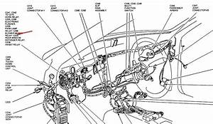 Blower Motor Wiring Diagram For Ford Taurus