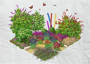 Beete Anlegen Ideen : insekten schmetterlingsgarten obi ~ Watch28wear.com Haus und Dekorationen