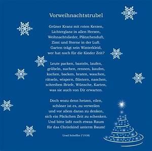 Weihnachtsgedichte Kinder Alt : weihnachtsgedichte kurz besinnlich 2020 bilderx ~ Haus.voiturepedia.club Haus und Dekorationen