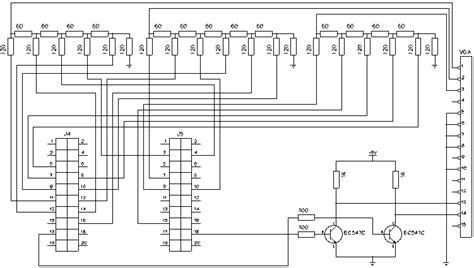 Hdmi To Vga Schematic by Vga To Hdmi Wiring Diagram Periodic Diagrams Science