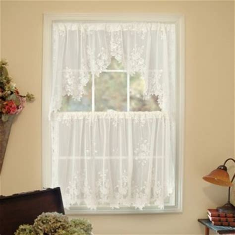 tier curtains 30 inch buy heritage lace 174 30 inch window curtain