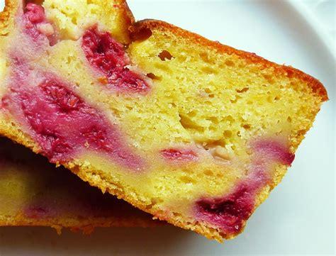 Veganer Himbeer Joghurt Kuchen