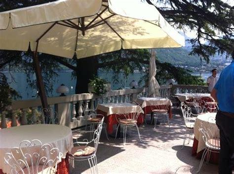 villa giulia ristorante al terrazzo terrazza ristorante vista lago foto di hotel villa