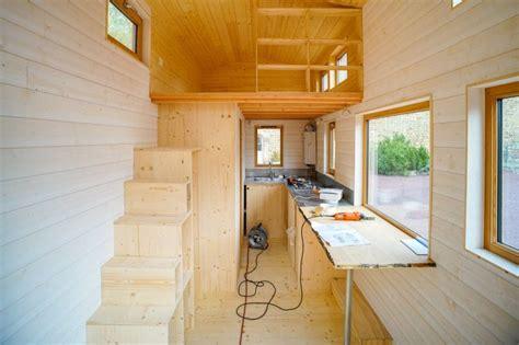 micro cuisine la tiny house de bruno thiéry en normandie construire tendance