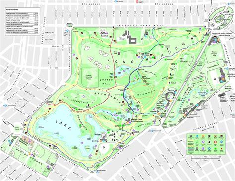 prospect park map map3