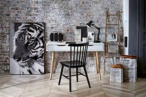 Papier Peint Style Industriel : style industriel ou style factory pour votre maison i ~ Dailycaller-alerts.com Idées de Décoration