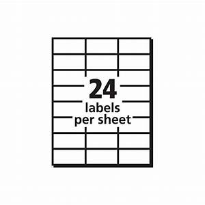 Avery white copier mailing labels ave5363 office for Avery 14 labels per sheet template