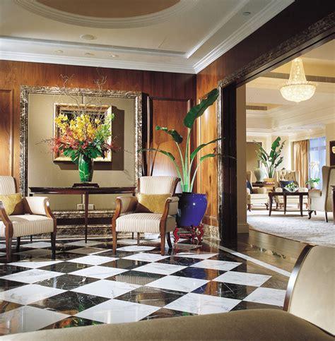 presidential suite shangri la hotel singapore inarc design