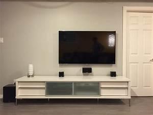 Fixer Une Télé Au Mur : service d 39 installation de t l vision murale t l au mur ~ Premium-room.com Idées de Décoration