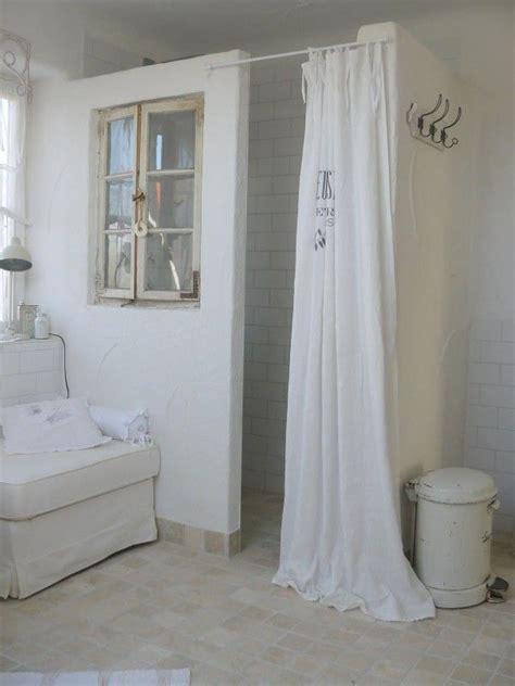 Badezimmer Fliesen Shabby Chic by Shabby Chic Shower Curtains Foter Bad Badezimmer