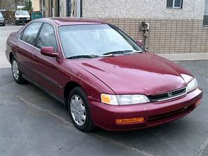 96 Accord Lx Front View