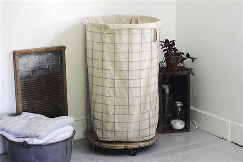 wire diy laundry hamper diyideacentercom