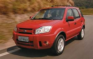 2008 Ford Ecosport Photos  Informations  Articles