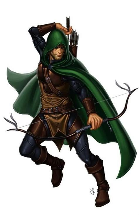 male human halfelf druid ranger rogue brown hair light
