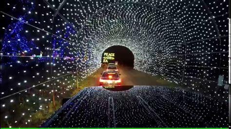 amazing holiday light show at shady brook farm youtube