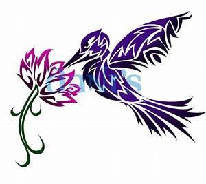 Tribal Hummingbird Drawing Xlghypu | Drawings/paintings ...