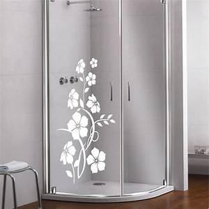 Spiegel Neu Gestalten : glas dekor aufkleber fensterbild duschkabine dusche fenster spiegel blume 18 ebay ~ Markanthonyermac.com Haus und Dekorationen