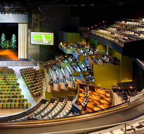 agua caliente casino  show concert theatre auerbach