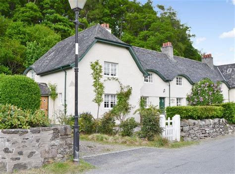 New Cottage In Fortingall, Near Aberfeldy, Perthshire Sleeps 5