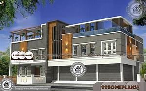 2, Story, Modern, House, Design