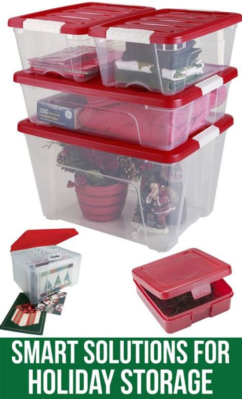 17 best ideas about holiday storage on pinterest