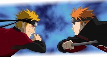 Naruto Pain Vs Shippuden Opening Wallpapers Anime