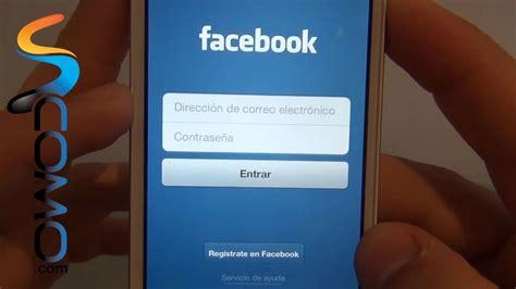Cómo instalar Facebook en iPhone - YouTube