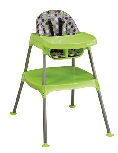 chaise haute toys r us evenflo 3 in 1 high chair in mod designs only 40 at walmart al com