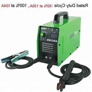 Arc Welder Arc135 110v 220v Dual Volt Stick