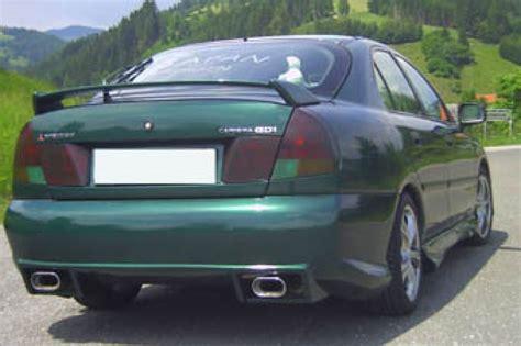 Mitsubishi Spoiler by Fx Rear Bumper Spoiler For Mitsubishi Carisma Spoiler