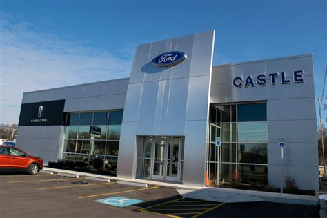 About Castle Ford in Michigan City Indiana | A Ford ...