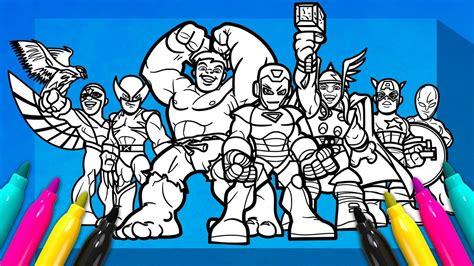 coloring set squad show coloring set coloring