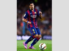 Real Madrid vs Barcelona brought forward but Luis Suarez