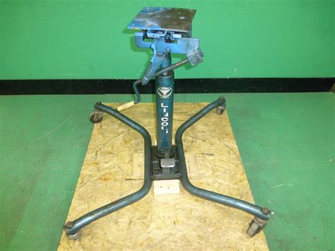 Lincoln Jacks Transmission Jack Series D Model 93714